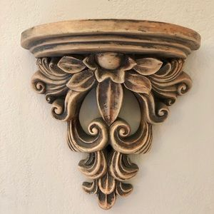 Other - Small Victorian style wall shelf